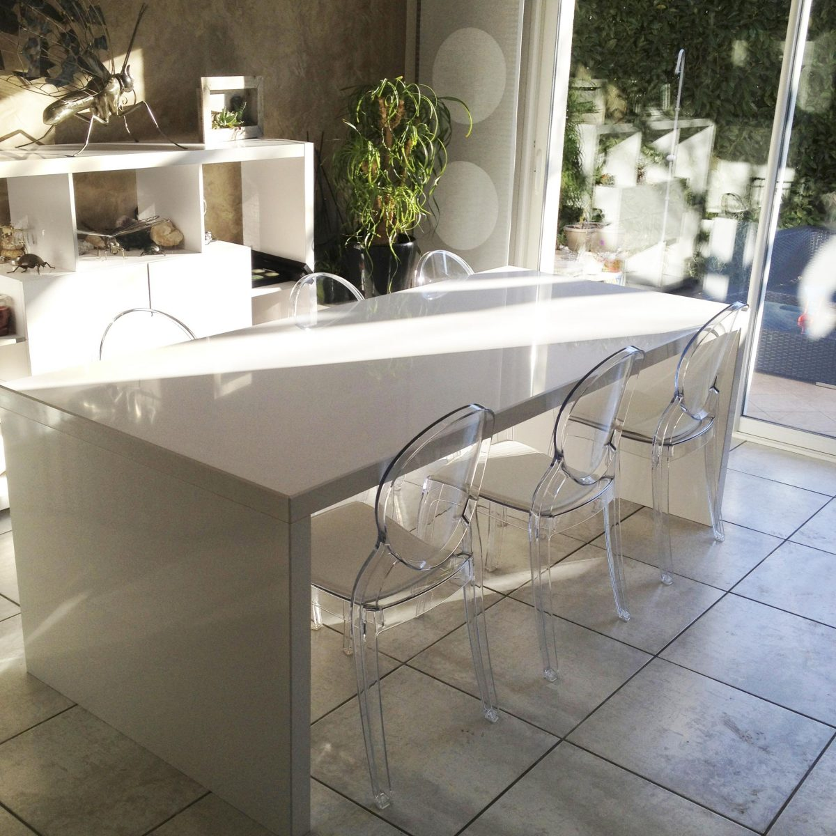 Table-en-SILESTONE